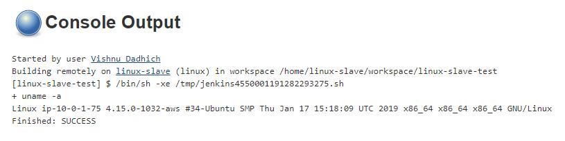 Configuring Jenkins Slaves (Linux+Windows) on AWS EC2 – DevOps
